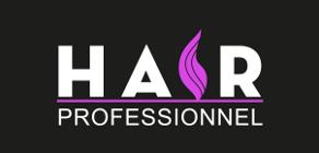 Logo fer a friser hair-professionnel