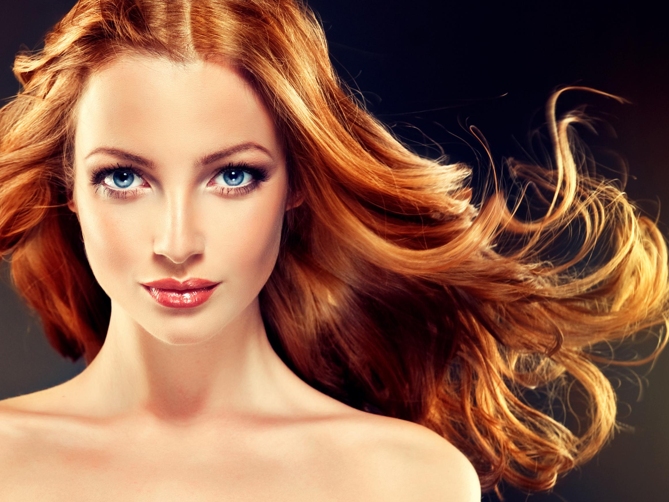 Couleur cheveux femme fatale