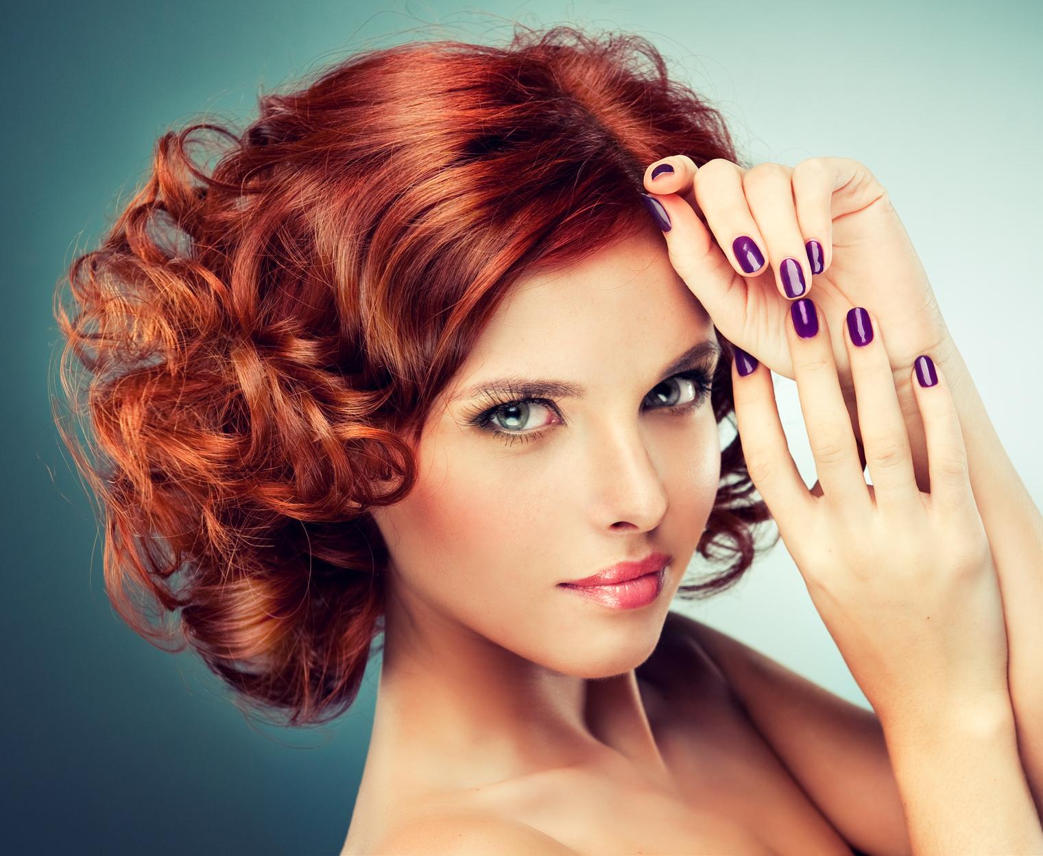 coloration rousse la couleur tendance actuellement - Coloration Rousse