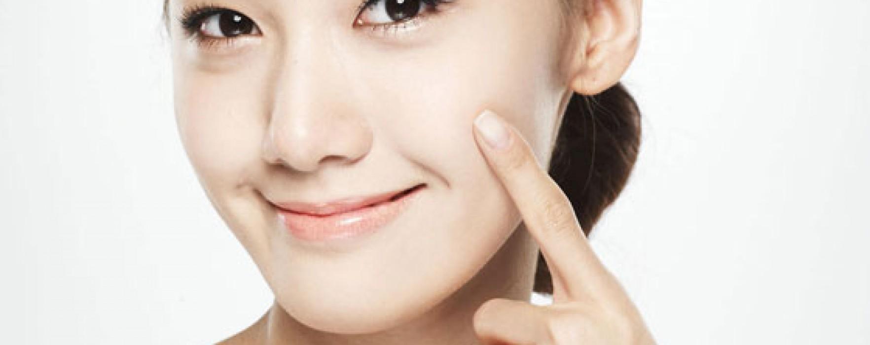 Maquillage pour peau acnéique