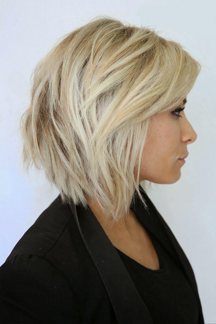 Coupe cheveux mi lonf pour dame