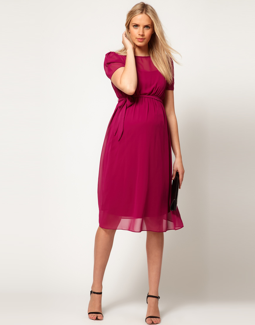 Audacieux robe femme enceinte pas cher RW-89