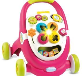 Trotteur : ce petit accessoire pour bébé qui le rend autonome