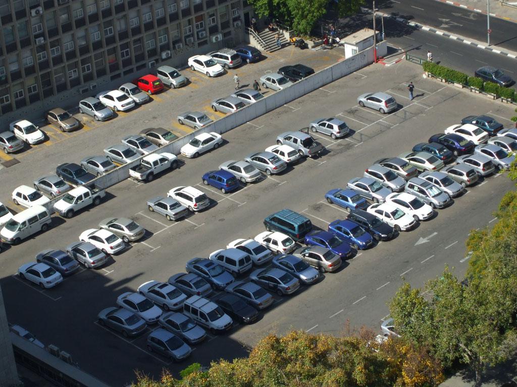 Location de parking: éloigner les épreuves quotidiennes