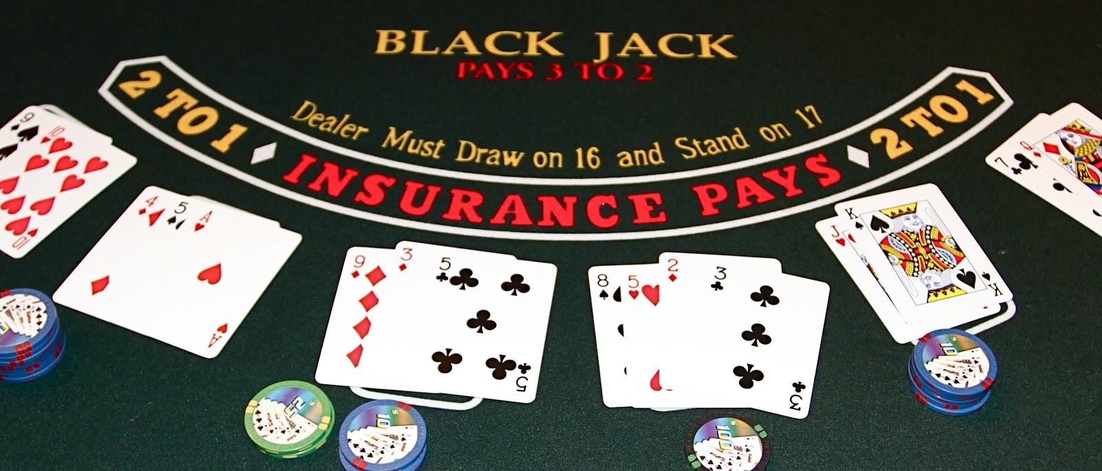blackjack sur internet