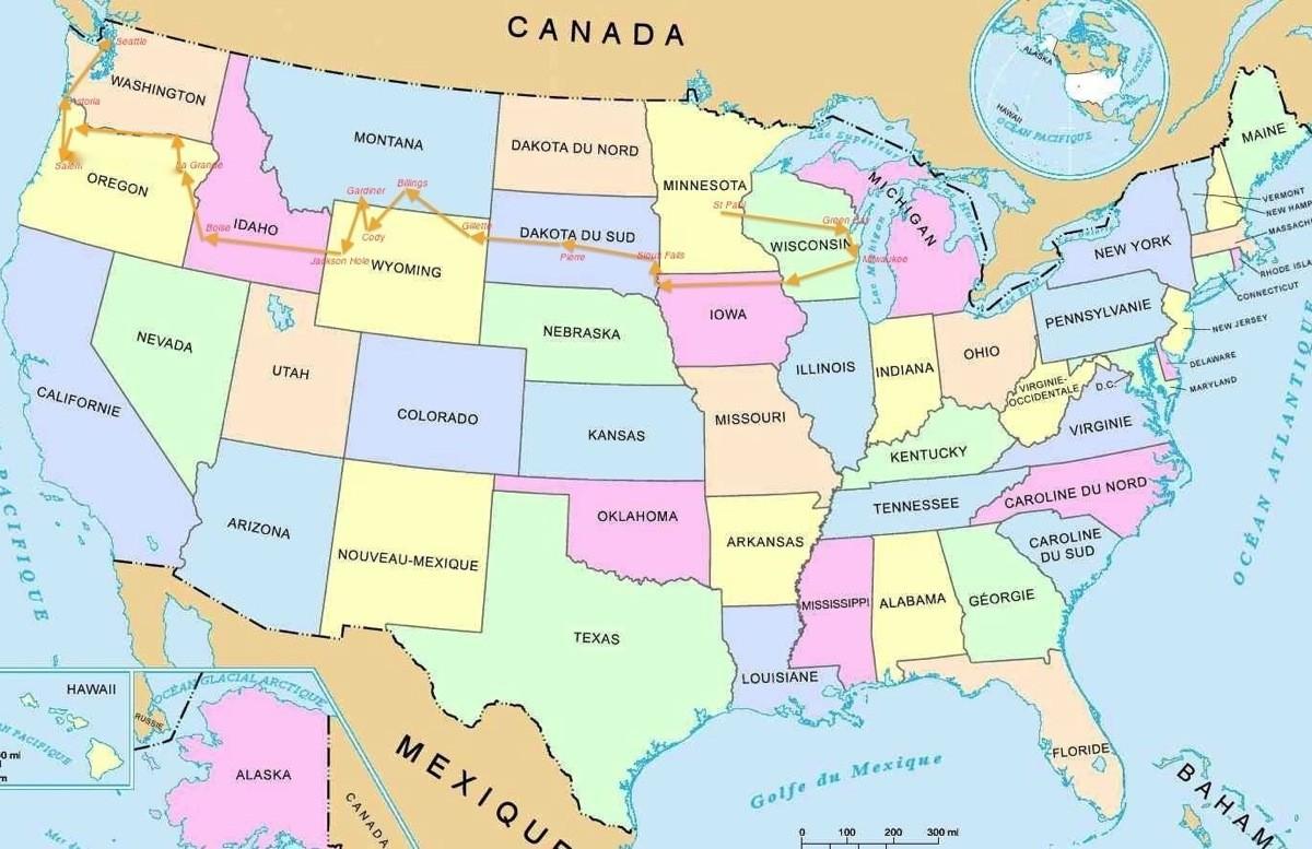 De nombreux séjours linguistiques aux USA à venir découvrir