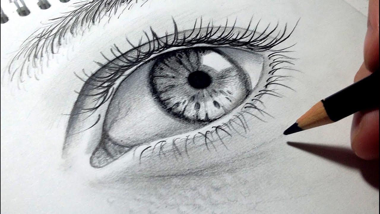 Comment dessiner des yeux - Comment dessiner un but de foot ...