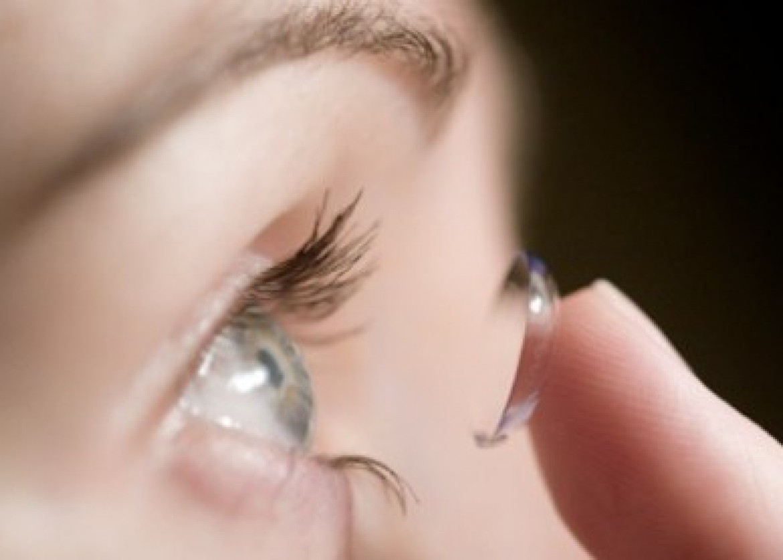 Lentilles de contact : un autre regard