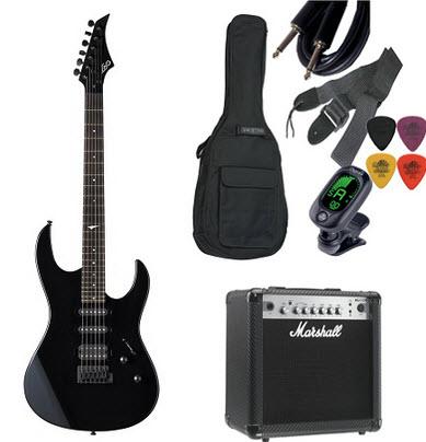 Les pack guitare, le matériel idéal pour les guitaristes débutant